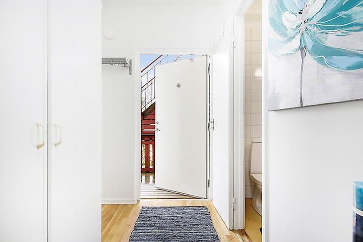 Mysig lägenhet i Båstad