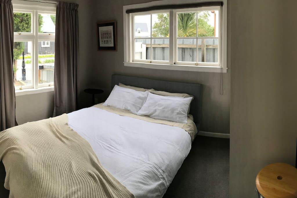 The room itself!