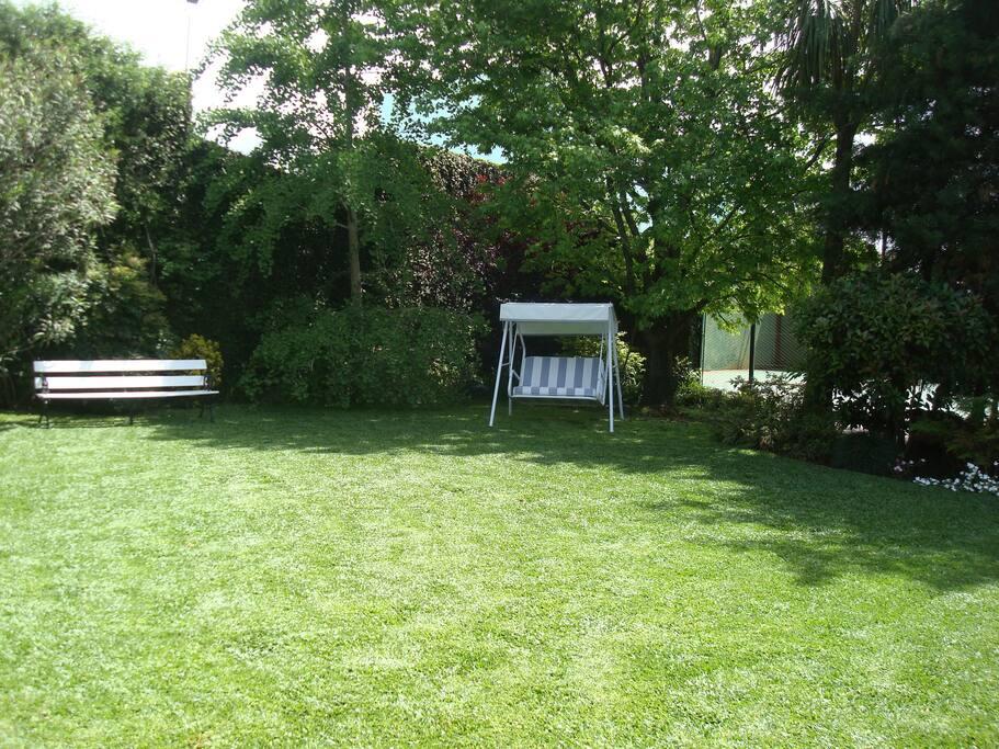 Jardín / Garden