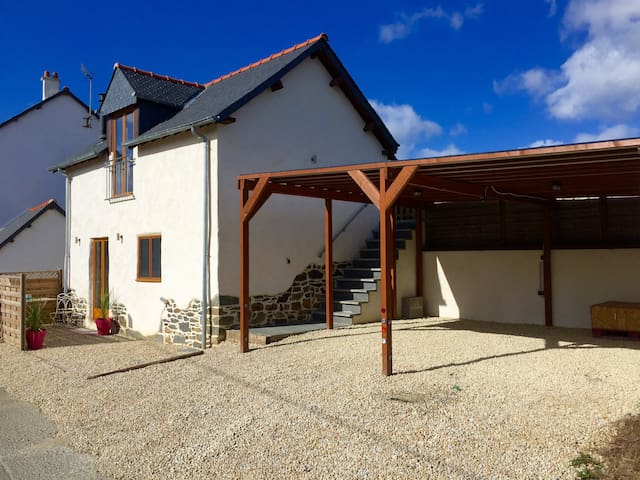 Fantastic Private Gite Cottage to rent brand new! - Rouillac - Dom