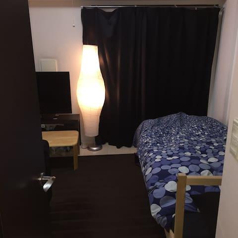 super convinient room for traveler! - 新宿区