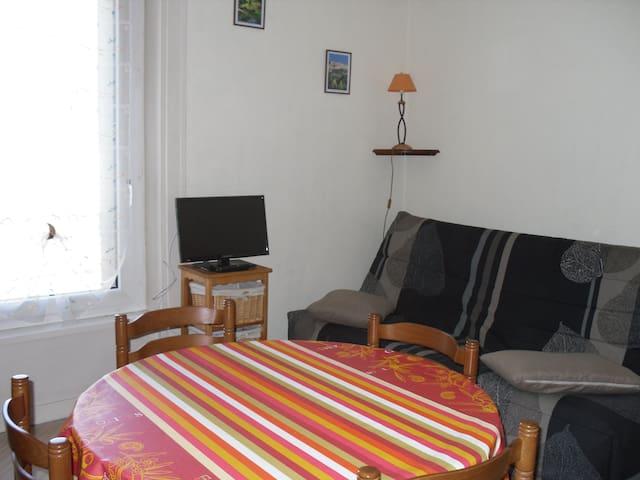 meublé pour 2 nuits, semaine, cure - La Bourboule - Daire