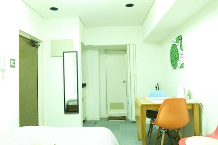 NEW 5MIN-ST|SHIBUYA 渋谷|MAX 2 1Room - Shibuya-ku - Apartment