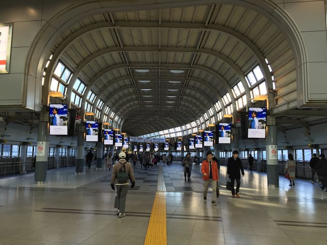 10mins to Shinagawa st/Directly Shinkansen,airport - 品川区 - Lägenhet