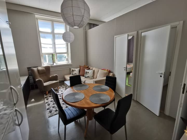 Stunning 2-Bed Apartment in Kotka