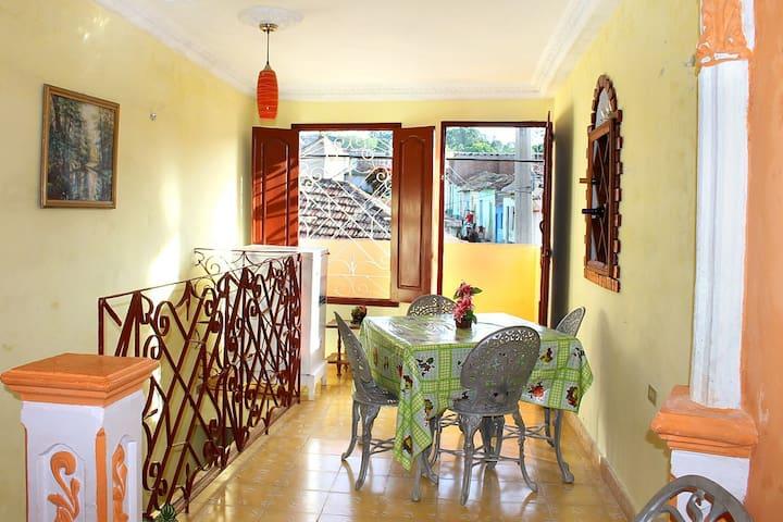 Hostal Familia Tardío (Room # 1)