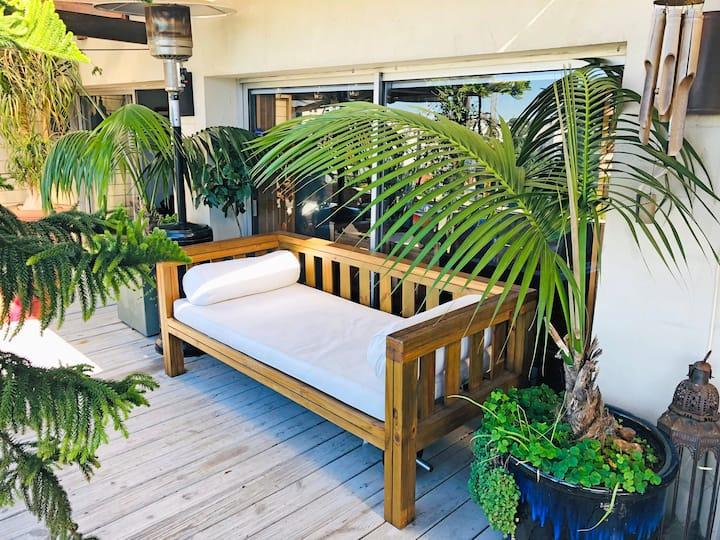 LUXURY Penthouse.Great Terrace, location&maid.Wifi