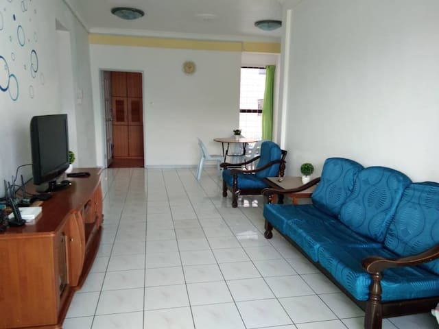 Cozy Apartment for 2 ppl/near airport & city area