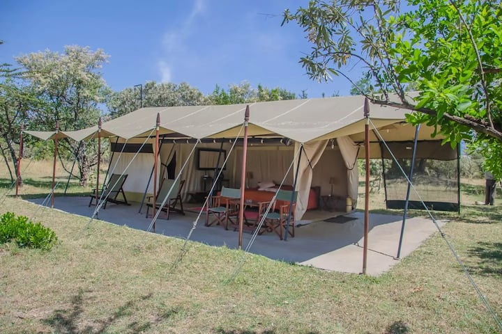 Mara Siria Luxury Tented Camp - Luxury Tents H-S