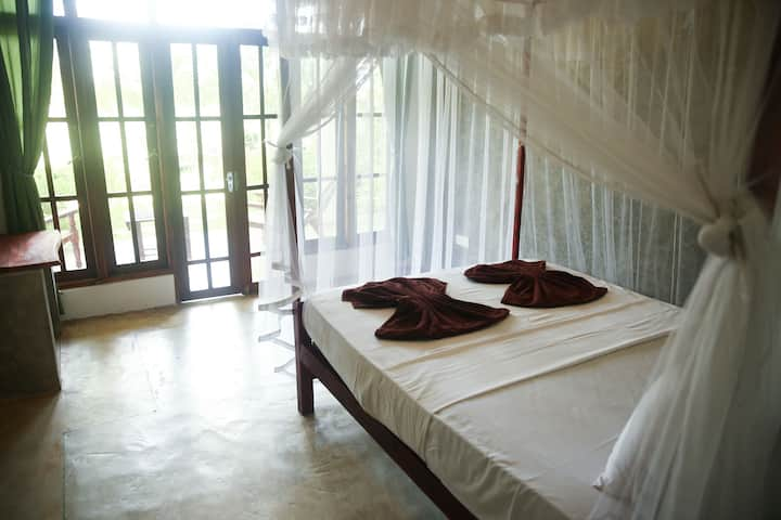 Nelu Villa Sigiriya  ( Double Deluxe DF)