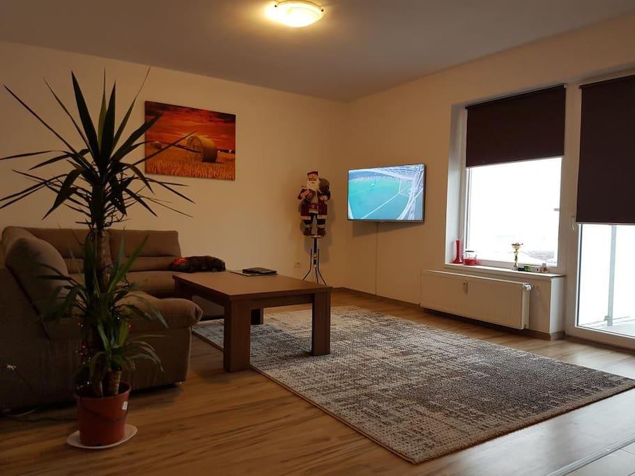 Main room - open space