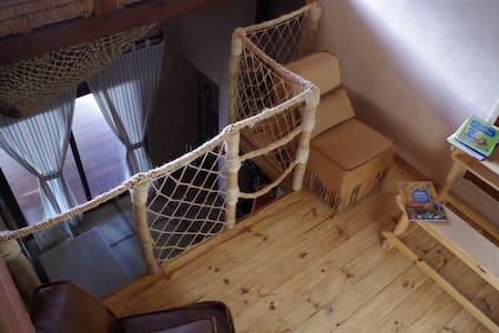 Chambre Huile Bambin Robinson ( chambre enfants)
