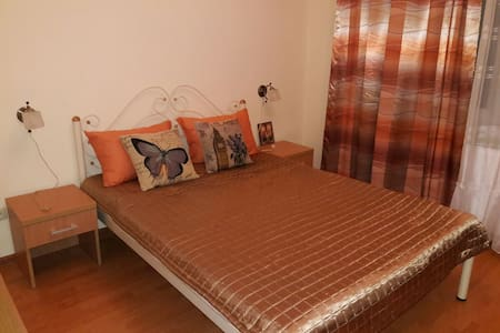 1-bedroom spacious apartment close to the downtown
