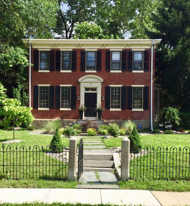 Colonial Revival Home in Beautiful Lansdowne, PA - Built 1890