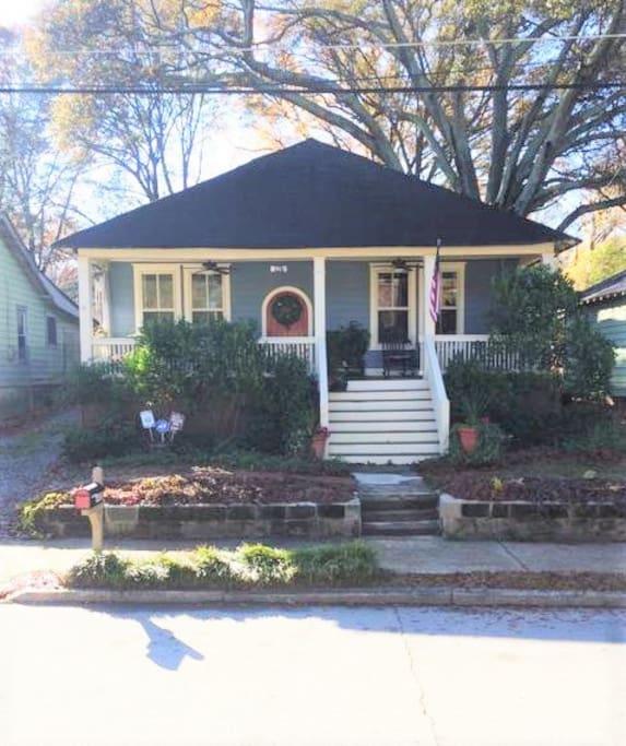 Greeneleaf Cottage