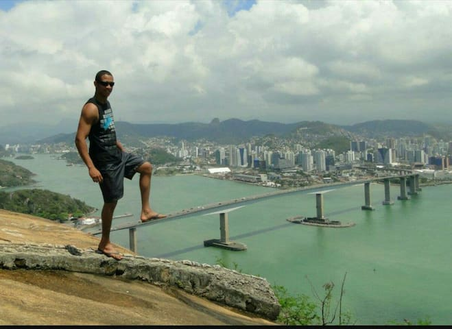 Morro do Moreno - 1km