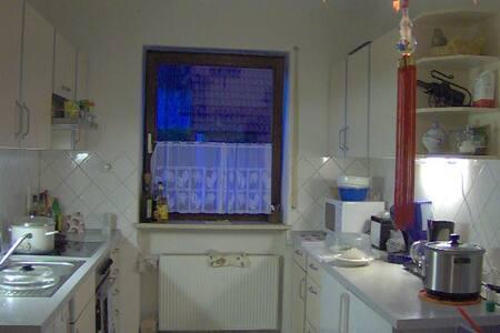 6 Betten Zimmer - Rednitzhembach - House