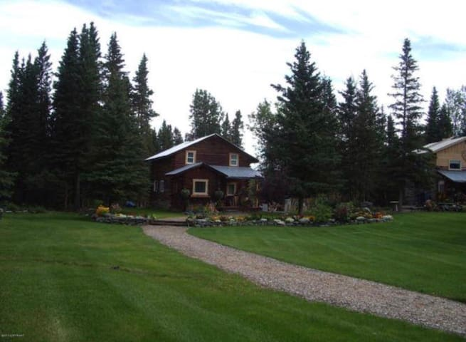 Rustic Roots family cabin