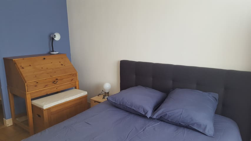 Chambre dans résidence calme et agréable