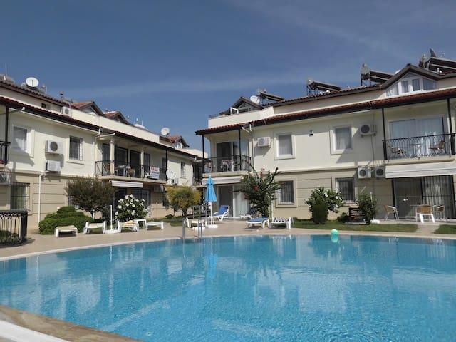 Calis Beach Appartements, Fethiye, Südtürkei