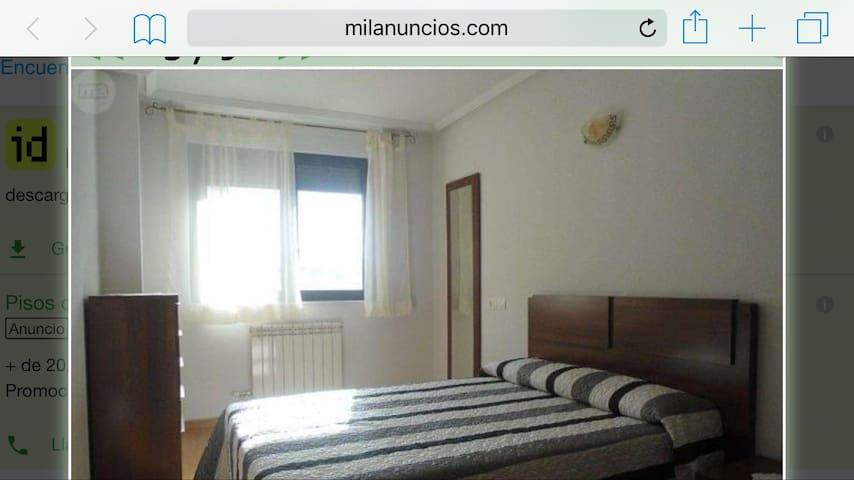 Apartamento todo esterior  nuevo - Villares de la Reina - Apartment