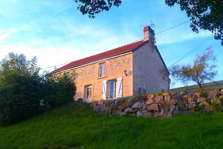 La petite maison dans la prairie - Dům
