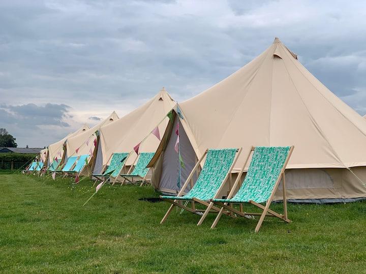 Wye Glamping@Hay Festival