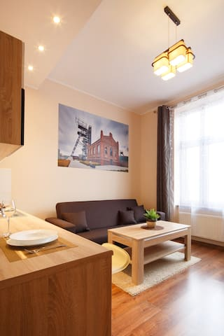 Sweet Home Studio - Katowice - Appartement