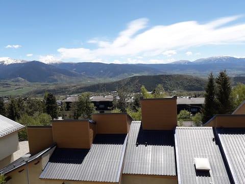 Charmant Studio pour vacances à la montagne