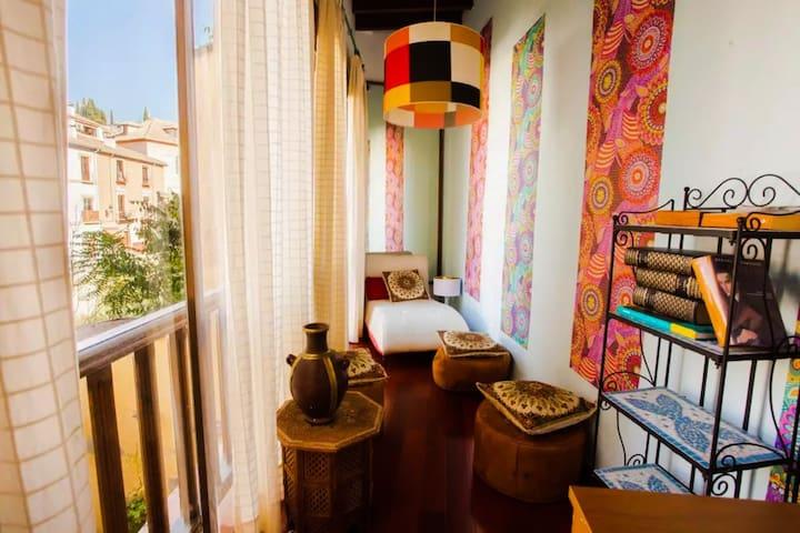 Iride Apartment en centro historico junto Alhambra
