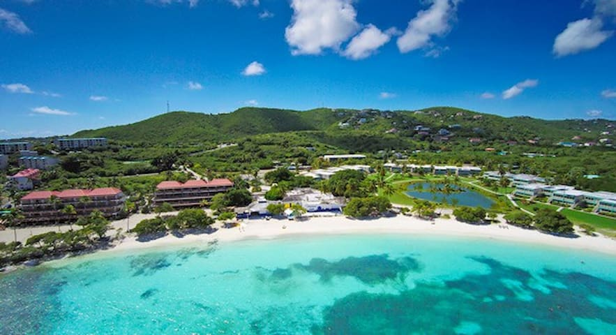 Sapphire Beach Kingsize Studio close to RedHook - St. Thomas - Appartement