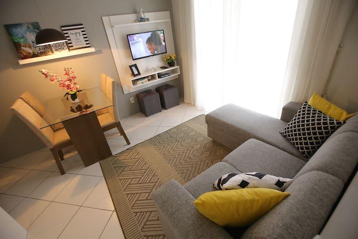Apto 2 quartos em Araranguá