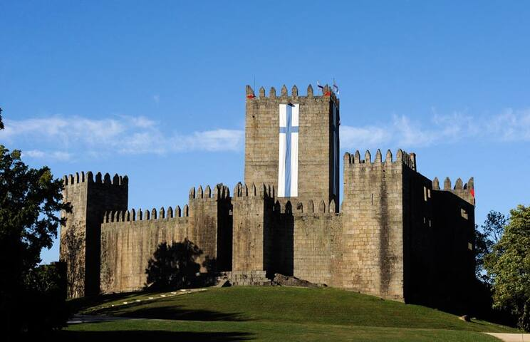 Guidebook for Guimarães