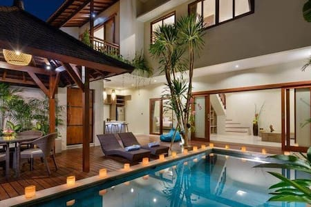 2BR Luxury Villa Close to EchoBeach - Badung Regency