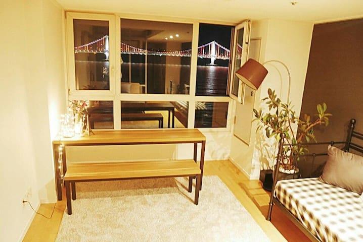 ★Open할인★광안대교 야경 & 바다일출, Dami House - Suyeong-gu - Appartement