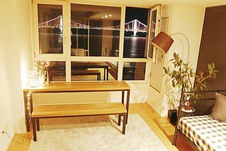 ★Open할인★광안대교 야경 & 바다일출, Dami House - Suyeong-gu - Leilighet