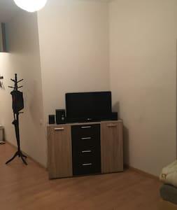Ładny apartament położony