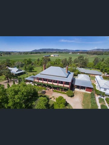 Blackman's Manor (Mudgee CBD)- Prestige & Weddings