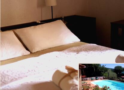 B&B Il Ciliegio - Double Room - Manziana