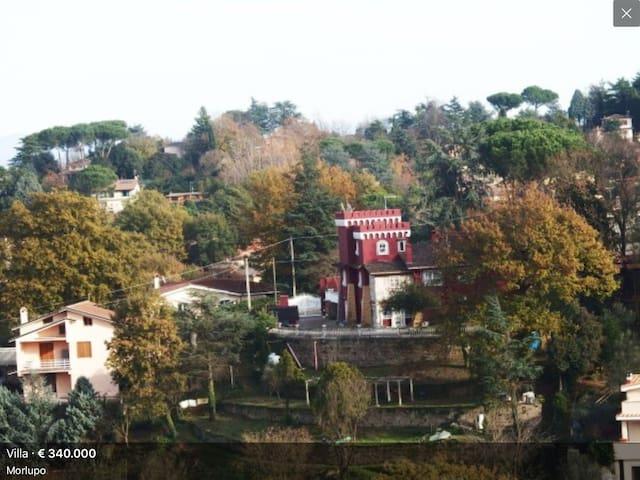 Val di Mela: panorami, relax, comodità e cultura - Rignano Flaminio - Haus