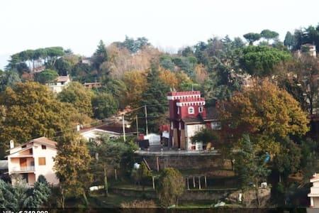 Val di Mela: panorami, relax, comodità e cultura - Rignano Flaminio