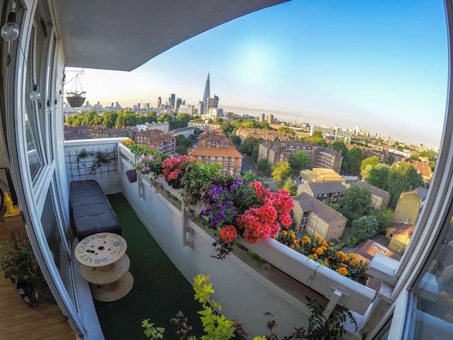 Great central London flat