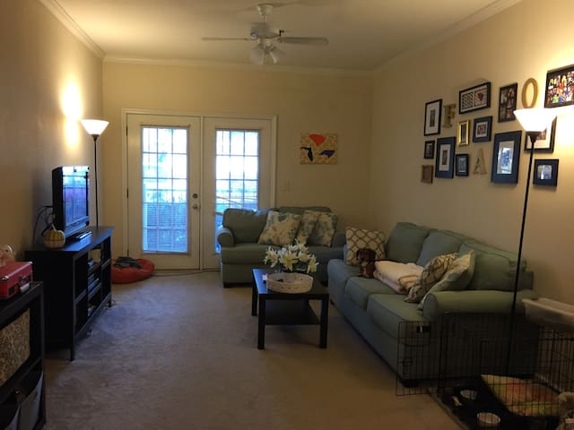 Lovely apartment ONLY 12min from DT Asheville - Candler - Pis