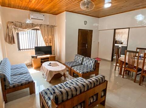 VILLA AN DER KÜSTE - Strandhaus Cotonou