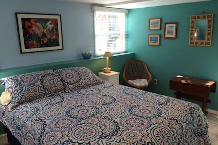 West Hyannis suite with private entrance. - Barnstable - House