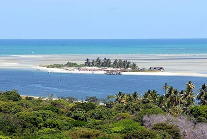 Flat Gavoa Beach Resort - Praia Coroa do Avião