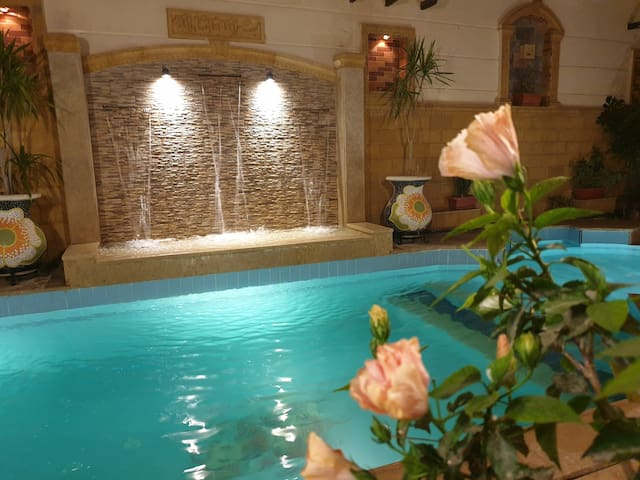 (B2)Luxuries and Calming Studio with Swimming Pool