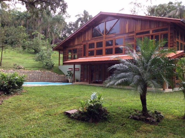 Adventure & Meditation Jungle Home - Morretes - Maison