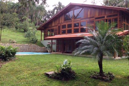 Adventure & Meditation Jungle Home - Morretes