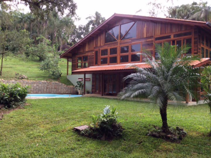 Adventure & Meditation Jungle Home